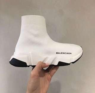 Balenciaga Speed Trainers (used size 35)