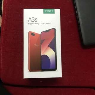New Oppo A3s