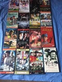 DVD劇集16套