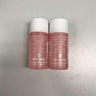 Sisley花香潤膚水30ml x2