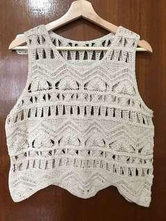 Thailand 🇹🇭 Crochet Top 泰國通花上衣