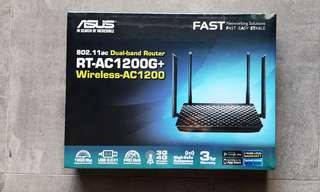 WTS: Asus RT1200G+ wireless router
