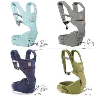 🚚 [Ready Stock] Ergo Hip Seat Baby Carrier OEM