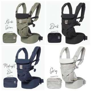 🚚 [Free Gift Included] Ergo Omni 360 Baby Carrier OEM
