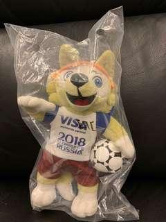 Russia World Cup mascot