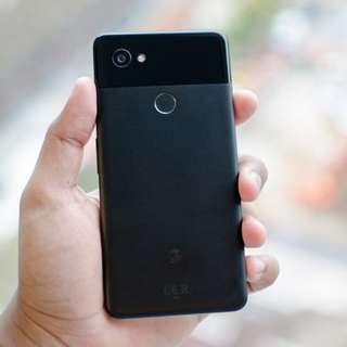 Google pixel 2 XL just black 128gb