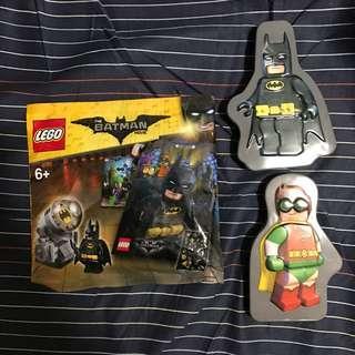 Batman Lego polybag set