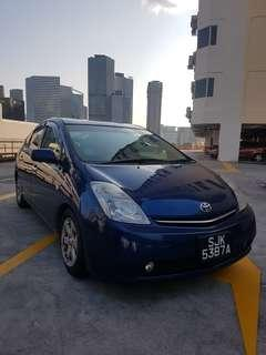 Toyota prius 1.5A