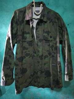 Roughneck Camo Field Jacket