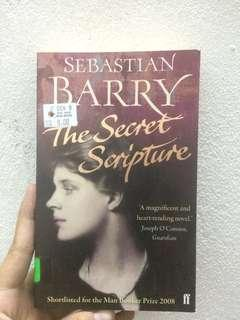 [PRELOVED] The Secret Scripture
