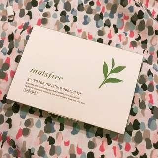 Innisfree Green Tea Moisture Special Kit