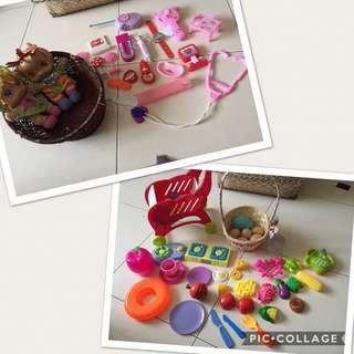 Combo set toys