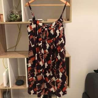 Ojay printed dress size 14