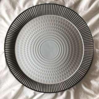 Dinner Plate & Salad Plate