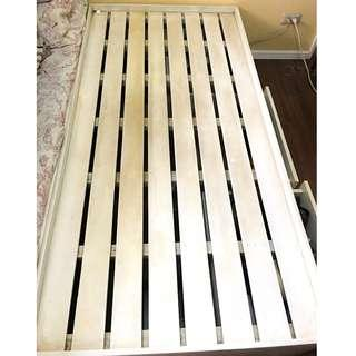 Single Bed Frame with Storage