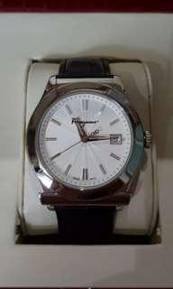 100% Authentic Salvatore Ferragamo Watch