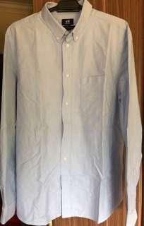 NEW H&M oxford shirt