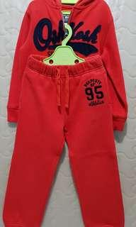 Oshkosh Hoodie & Jogging pants for boys