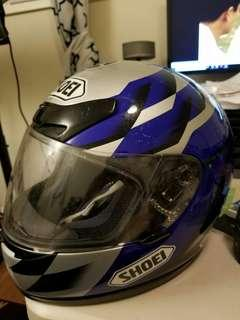 SHOEI CX-1 fullface helmet