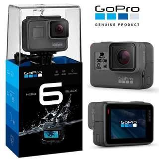 DJI GoPro Hero 6 Brand New