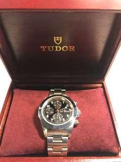 Tudor Tiger 79280 - (95%新)原裝盒有紙齊格