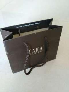 Taka Jewellery Gift Bag