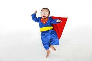 Costumes superbaby