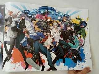 Poster Hypnosis Mic / Boku no Hero Academia - Otomedia magz
