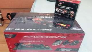 🚚 Red Bull F1經典賽車模型