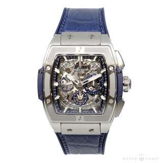 Hublot Spirit Of Big Bang Titanium Blue
