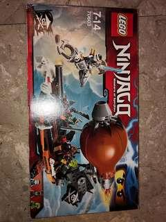 Lego Ninjago Toy Set