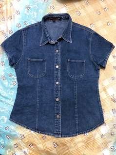 RRJ Jeans Co Quality Denim top
