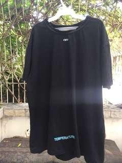 (STEAL) 🔥 Off White Temperature Tee