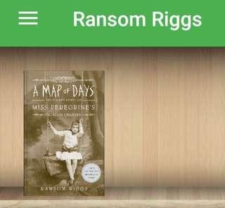A Map of Days Ransom Rigg ebook