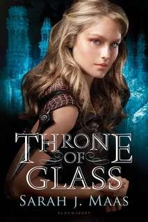 [Looking For] Throne of Glass Hardback First Edition - Sarah J. Maas