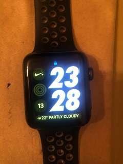 Apple Watch 42mm Nike+ Series 2
