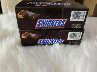 Snickers (Asian) 12×20g