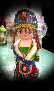 民族公仔 Ethnic Doll
