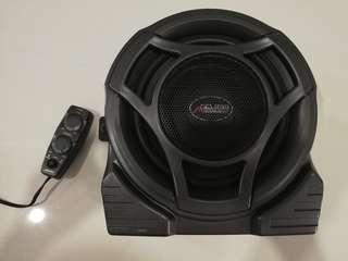 ACLASS Caraudio's 8' Subwoofer