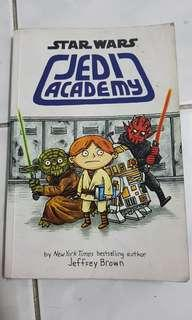 Star wars jedi academy book