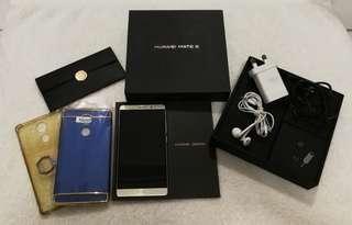 Huawei Mate 8 64gb Dual Ntc Complete Sale Swap
