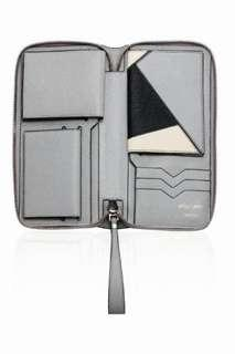 Valextra all-in-one travel wallet