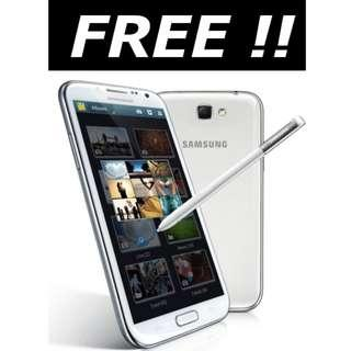 FREE Samsung Phone + MANY FREE items! NEW 4G LTE 3GB + 16GB Android phone + D-Link AC1750 WiFi Router LESS THAN $98 !!