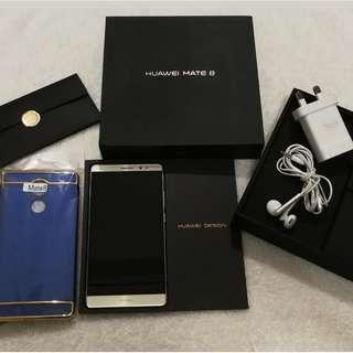 Huawei Mate 8 64gb Dual Ntc Complete Package Sale Swap