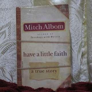 Have A Little Faith [Mitch Albom]