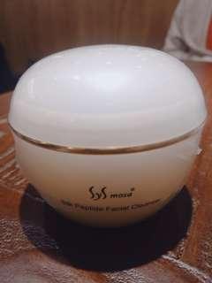 🚚 Mosa蠶絲蛋白美白洗面霜