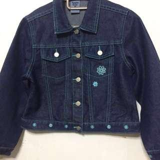 Pumpkin Patch Denim / Jeans Jacket (size 8) #bundlesforyou