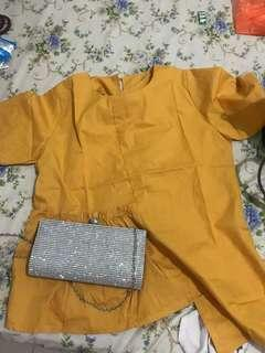 mustard clothes