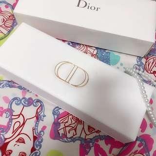Dior jewel box 皮質首飾盒