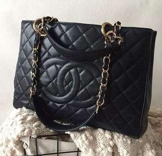 Chanel GST with Gold h/ware